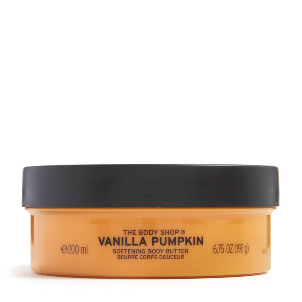 Buy The Body Shop Vanillla Pumpkin Body Butter 200ML Singapore