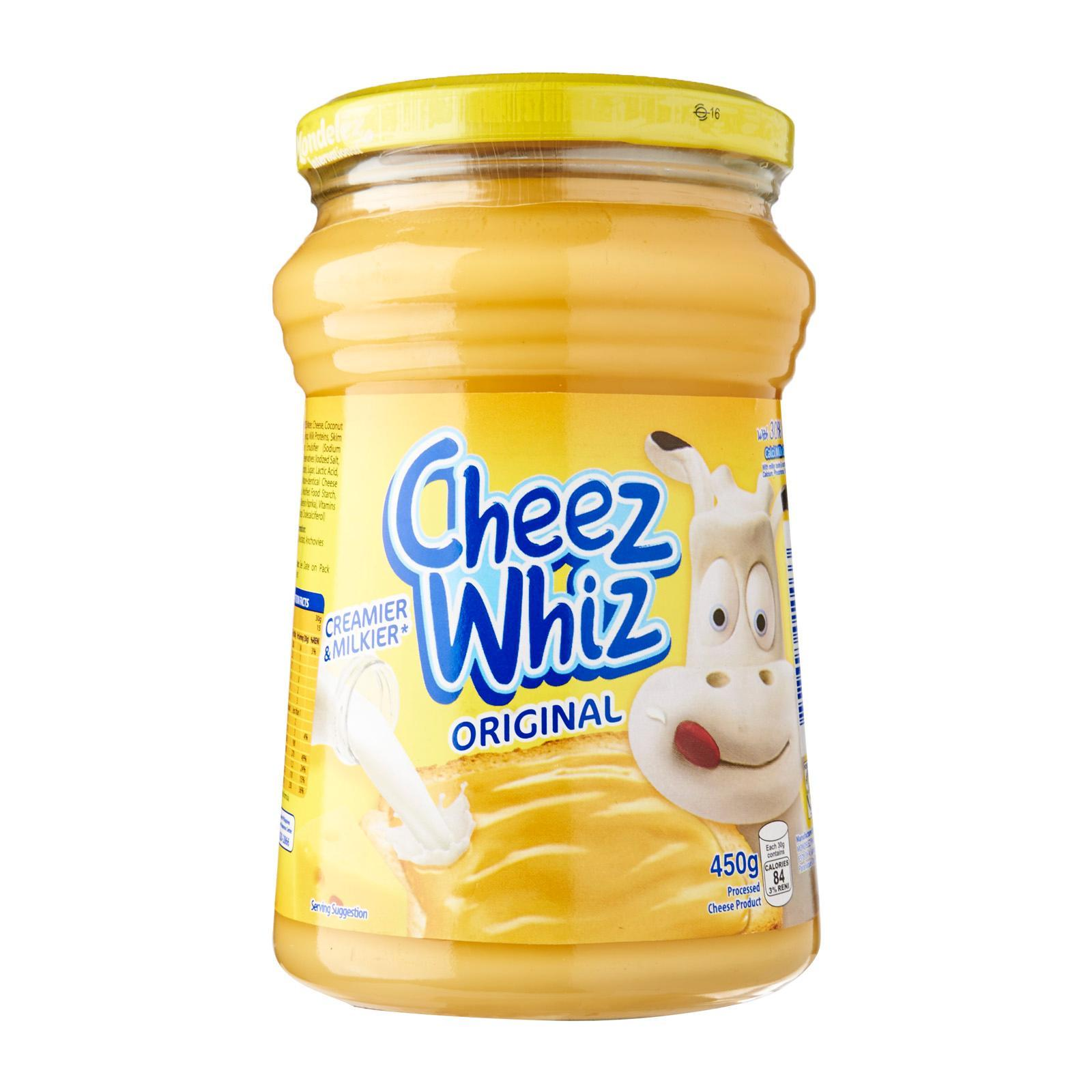Cheez Whiz Original Cheese Spread