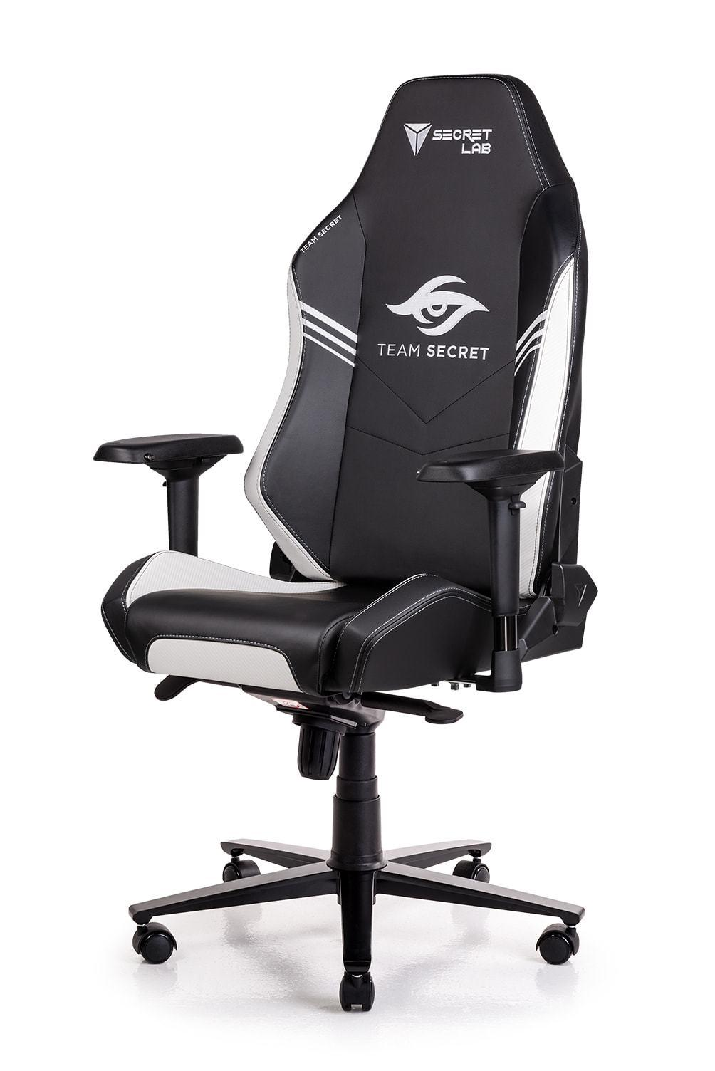 Secretlab OMEGA 2018 Series PRIME PU Leather Gaming Chair - Team Secret