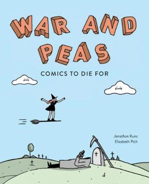 War and Peas: Funny Comics for Dirty Lovers TPB STANDARD (9781524854072)