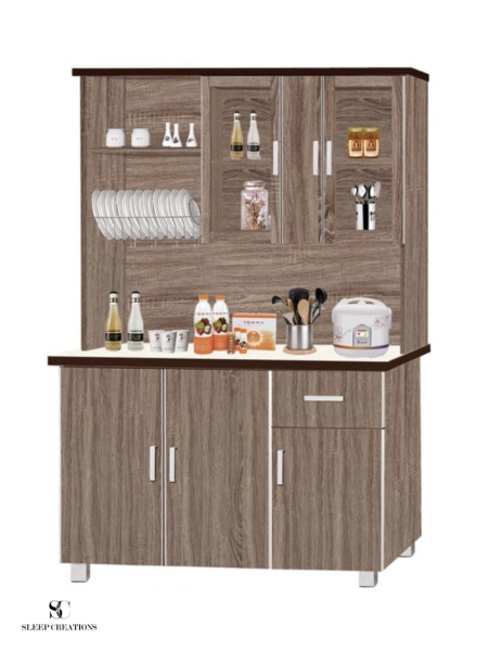 Basic Kitchen Cabinet with Top