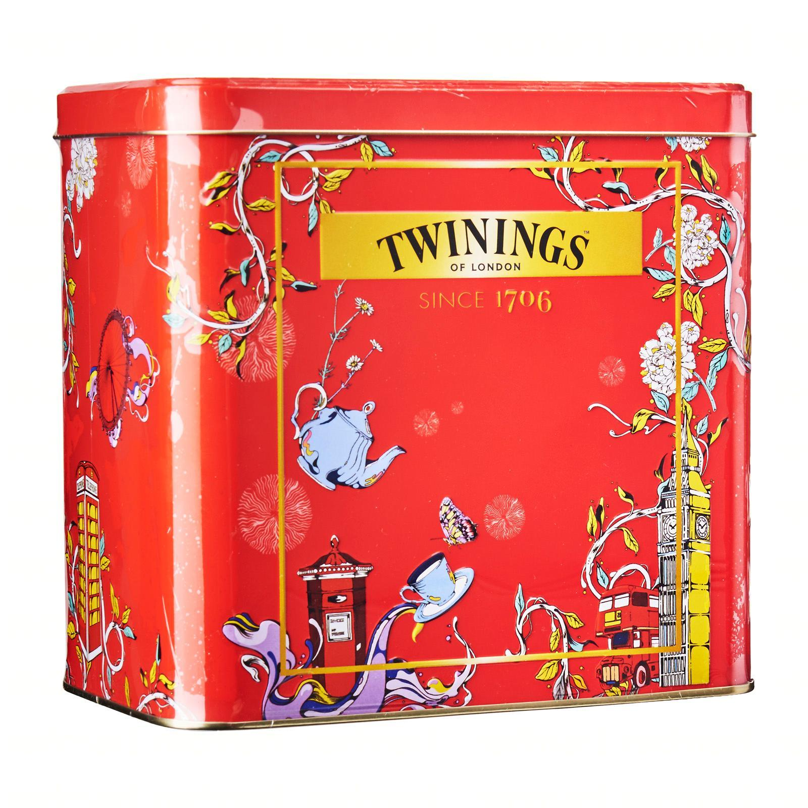 Twinings Festive Tin - [SAMPLE]