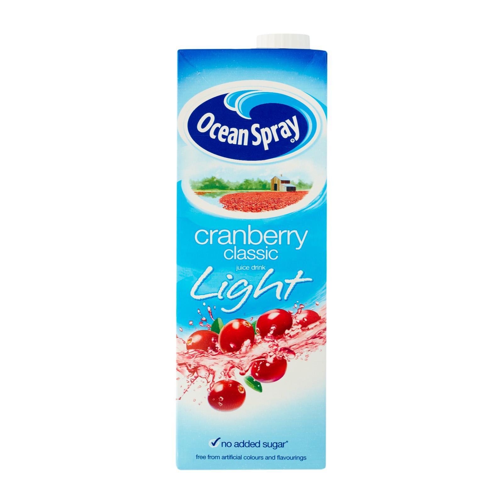 Ocean Spray Cranberry Classic Light Juice Drink