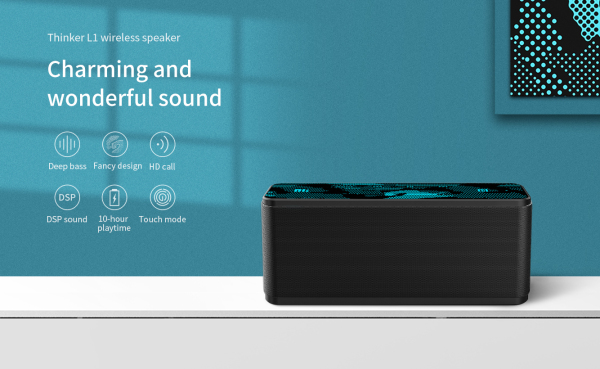 NILLKIN Thinker L1 Wireless Bluetooth Speaker Singapore