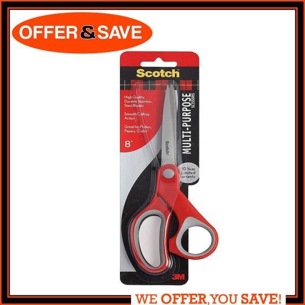 Scotch™ Multi-Purpose Scissors 8  1428
