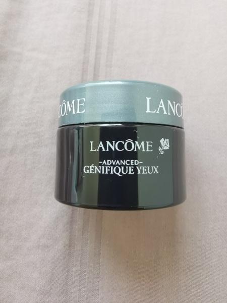 Buy Lancome Advanced Génifique Youth Activating Smoothing Eye Cream, travel size 6g, no box Singapore