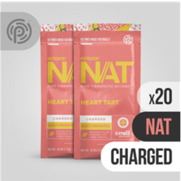 Buy Pruvit KETO//OS NAT Heart Tart (charged) Singapore