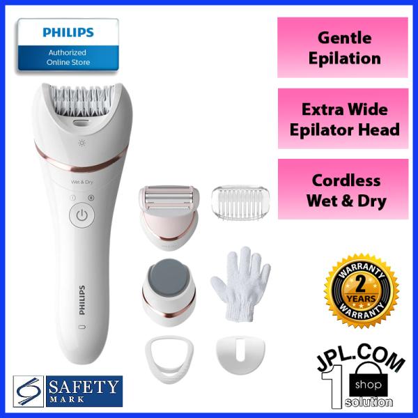 Buy Philips Series 8000 Wet & Dry Epilator BRE730/10 Singapore