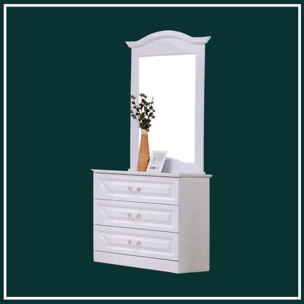 LIVING MALL_Katrina Dressing Table_FREE DELIVERY