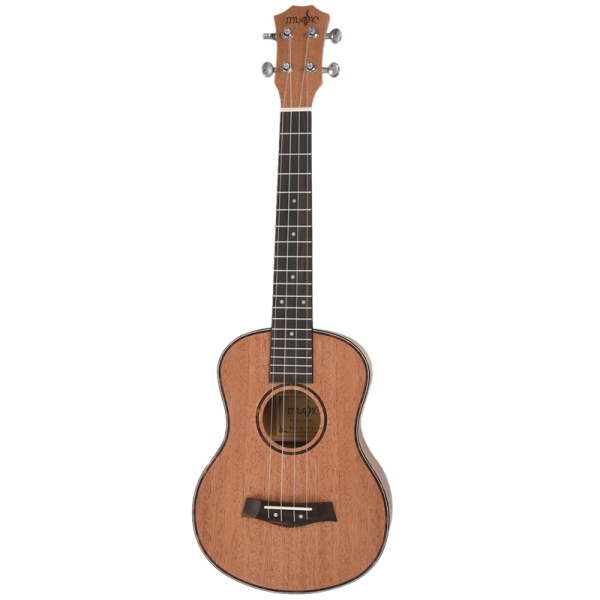 Tenor Acoustic Electric Ukulele 26 Inch Travel Guitar 4 Strings Wood Mahogany Music Instrument