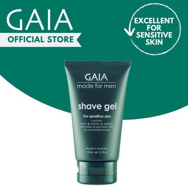 Buy GAIA Men Shave Gel 150ml Singapore