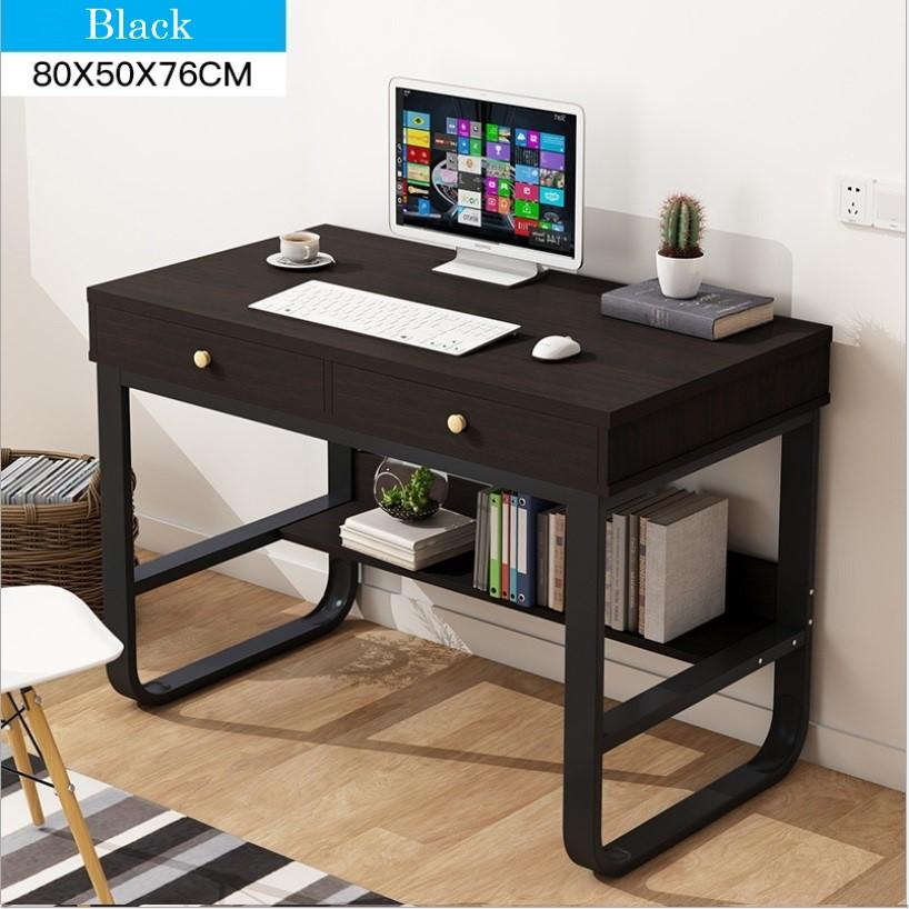 Premium Study Table with Drawer and Shelf - ST13B