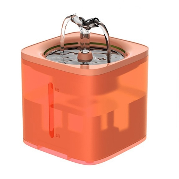 Automatic Pet Cat Water Fountain Filter Dispenser Feeder Smart Drinker Cat Water Bowl Drinking Supplies