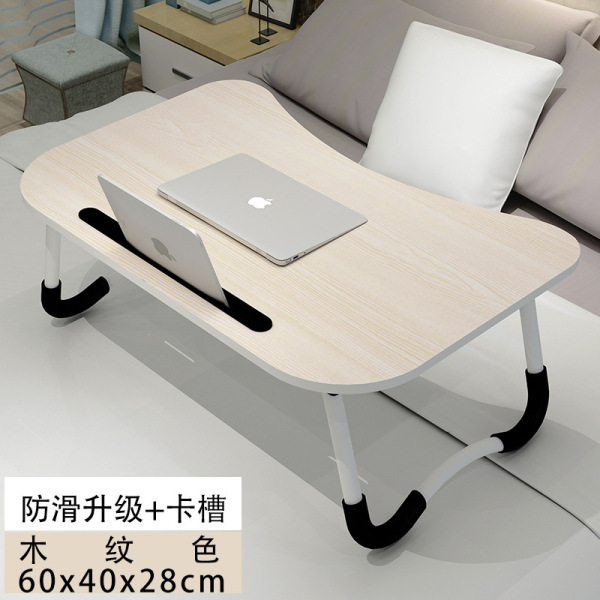 Laptop table Foldable Bed top computer Desk Portable Stand desk chair breakfast in bed