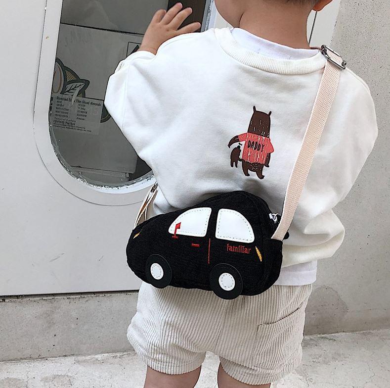 Shoulder Bag Chest Trend Korean Style Boys Backpack Fashion Small Bag Fashion Versatile Chest Hip Hop Kids Oblique Backpack