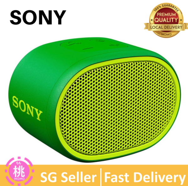 Sony XB01 SRS-XB01 Compact Portable Water Resistant Wireless Bluetooth Speaker with Extra Bass Singapore