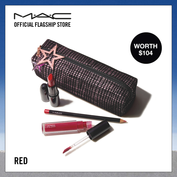 Buy [Limited Edition] MAC Starring You - Starlit Lip Makeup Set Singapore