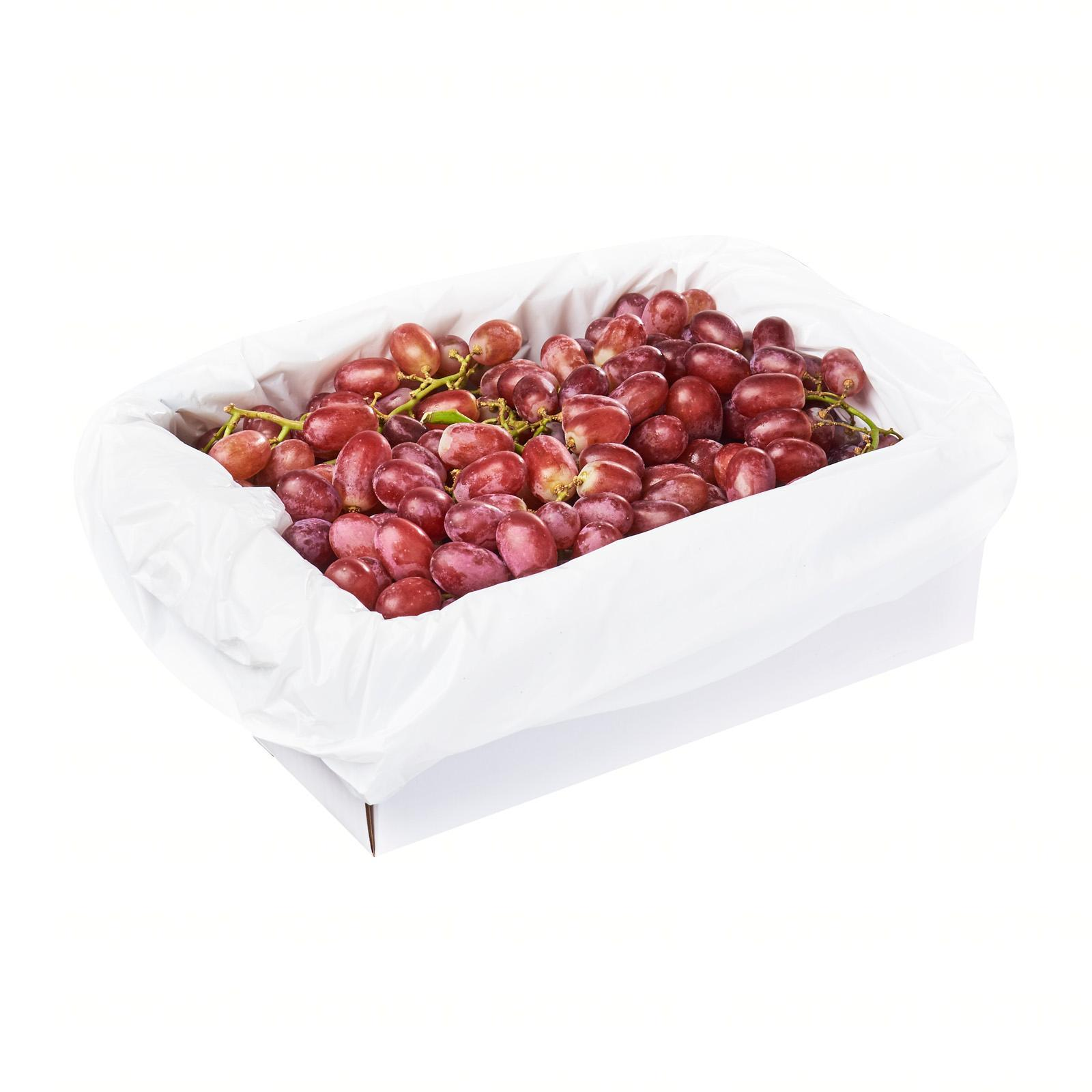 Urban Fresh Premium Red Seedless Grapes By Redmart.