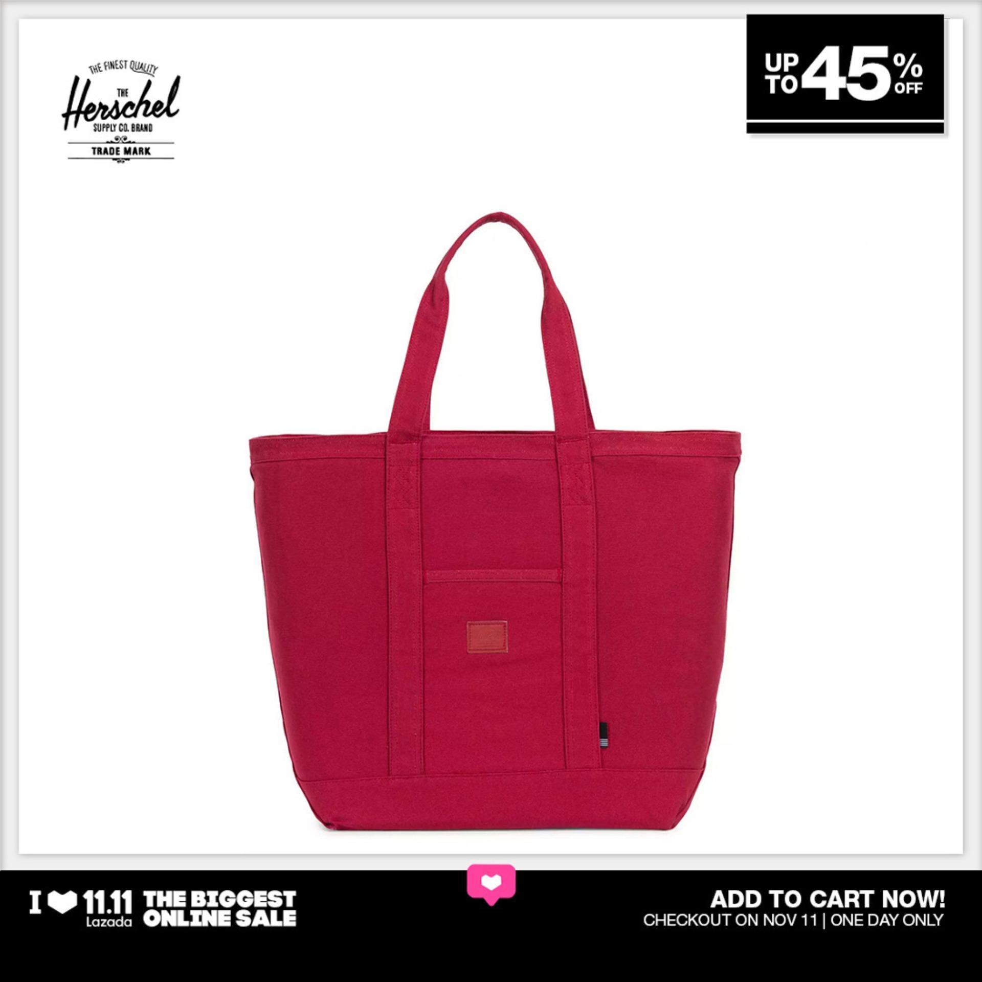 Herschel Bamfield Mid-Volume - Brick Red