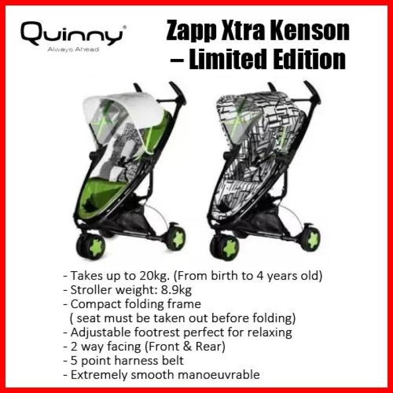 Quinny Zapp Xtra Kenson–Limited Edition Singapore
