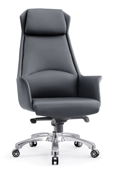 (3 Year Warranty) UMD Faux Leather Chair Boss Chair Prestigious Director Chair A750 (Free Installation) Singapore