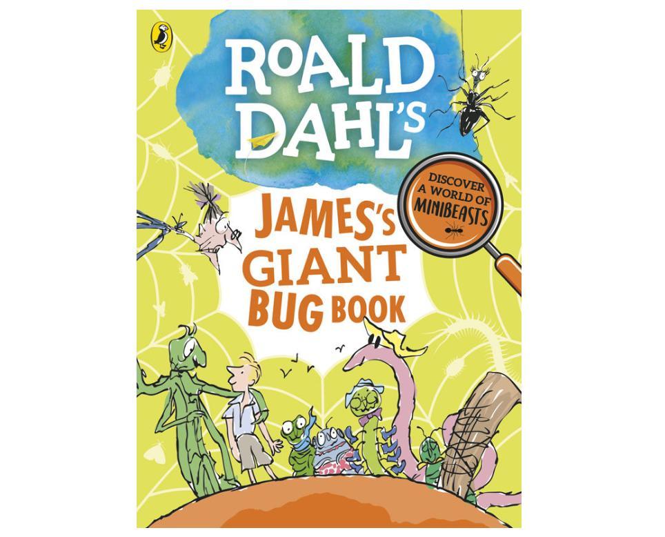 [Roald Dahl] Jamess Giant Bug Book