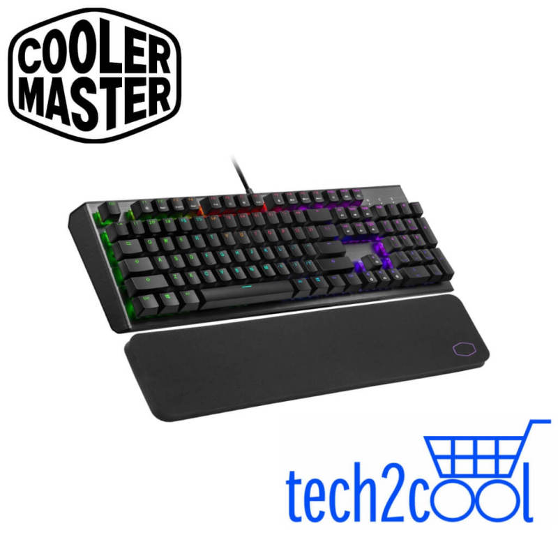 Cooler Master CK550 V2 Wired Mechanical Gaming Keyboard Singapore
