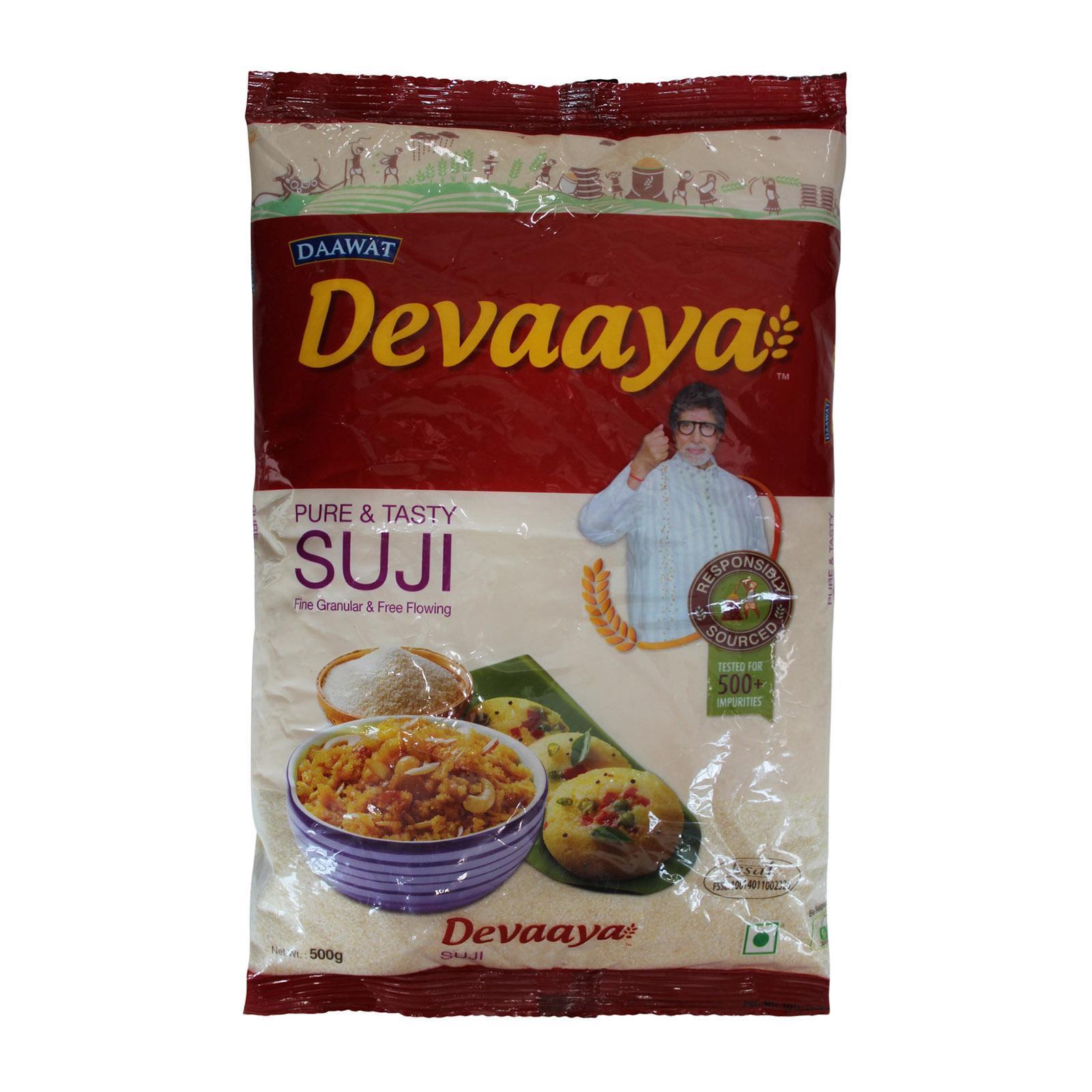 DEVAAYA Suji - By Dashmesh
