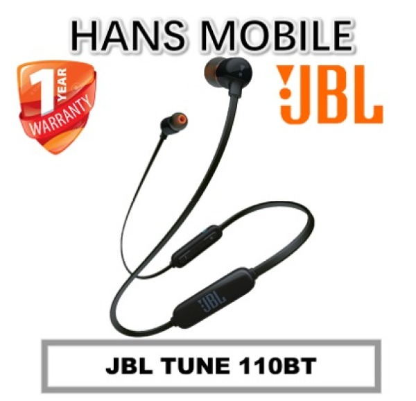 JBL TUNE 110BT - HANS MOBILE - PINK/BLACK/WHITE - 1 YEAR WARRANTY Singapore