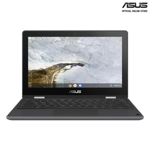 ASUS Chromebook C214MA-BW0212 11.6 HD Flip Touch Screen/Intel N4000 / 4GB Ram/ 64GB eMMC