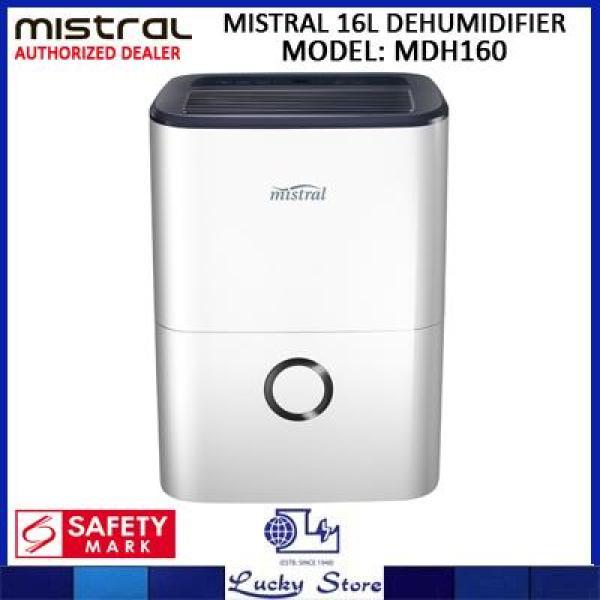 MISTRAL MDH160 16L DEHUMIDIFIER Singapore