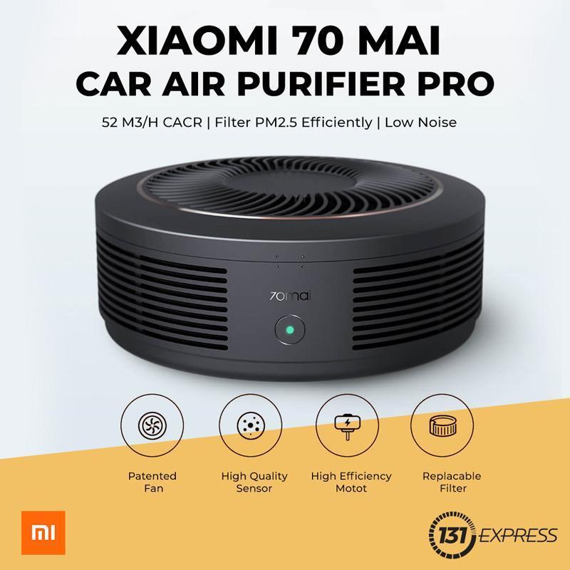 Xiaomi 70 Mai Car Air Purifier Pro Singapore