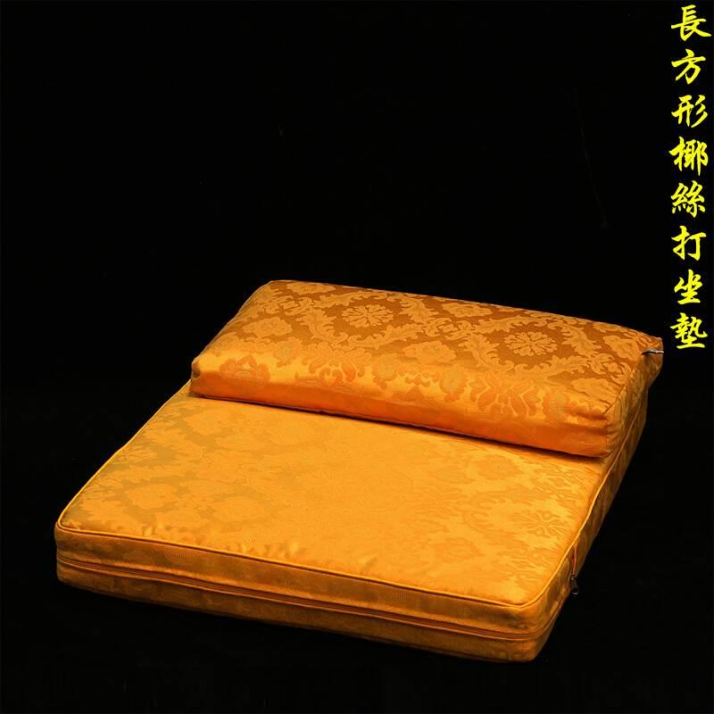 Buddhism Temple Supplies Prayer Mat Buddha zong ban Coconut Shred Prayer Mat da zuo dian Meditation Chair Futon. Chair Prayer Mats.