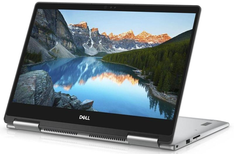Dell Inspiron 14 inch model 5482 2-in-1  8th Gen  i7-8565U  16GB (1X16GB) DDR4 RAM 512GB SSD  NVIDIA GeForce MX130 with 2GB GDDR5	Windows 10 home 14.0-inch FHD (1920 x 1080) IPS LED-Backlit Touch Display Pen Enabled	Urban Grey display set clearance