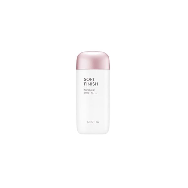 Buy [Missha] All-Around safe Block Soft Finish Sun Milk SPF50+/PA+++70ml Singapore