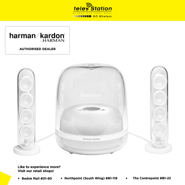 Harman Kardon Soundsticks Wireless 4 Singapore