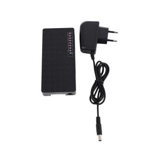 10 100 Mbps 8 Ports Poe Ethernet Lan Desktop Network Switch Hub Adapter(Eu Plug) thumbnail