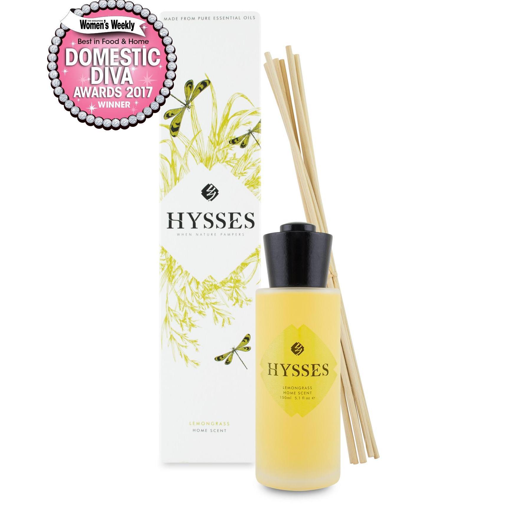 Hysses Lemongrass Home Scent