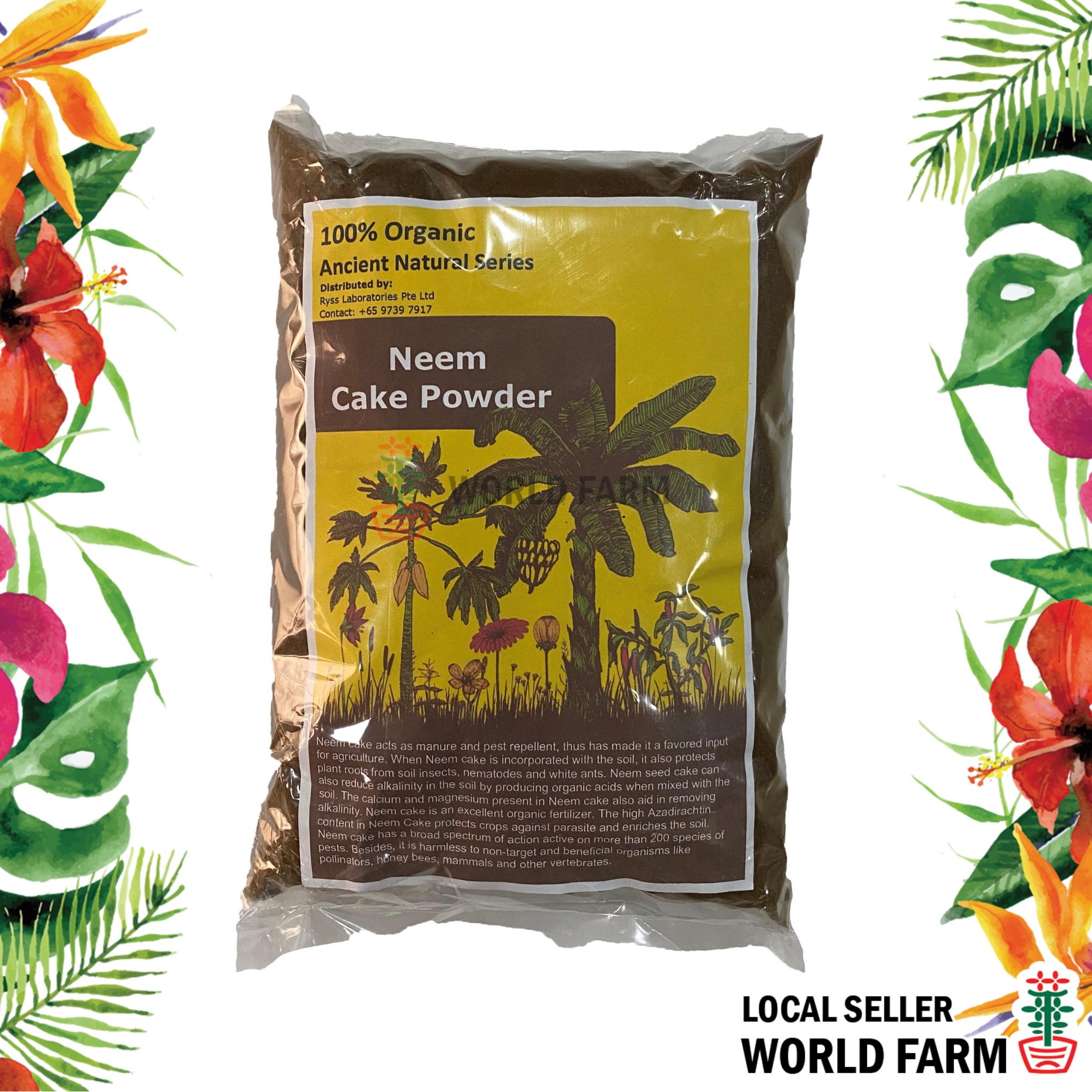 100% Organic Neem Cake Powder 1kg