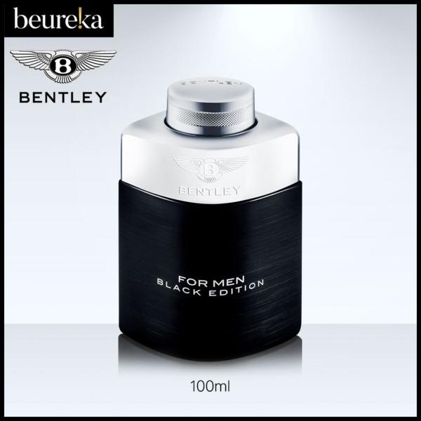 Buy Bentley Black Edition EDP M 100ml - Beureka [Luxury Beauty (Perfume - Men Fragrance) Brand New 100% Authentic] Singapore