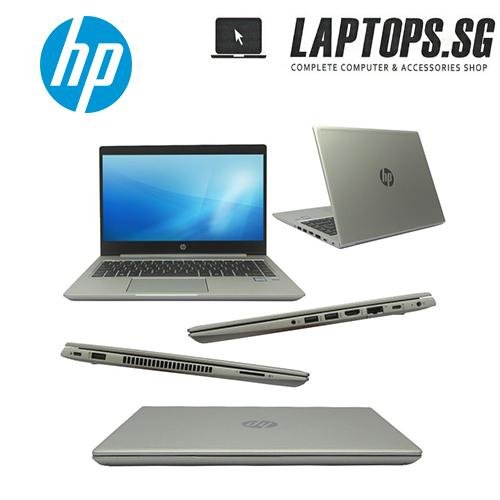 HP ProBook 440 G6 Core™ i5-8265U 1.6GHz 500GB 4GB 14  (1366x768) BT WIN10 Pro Webcam SILVER
