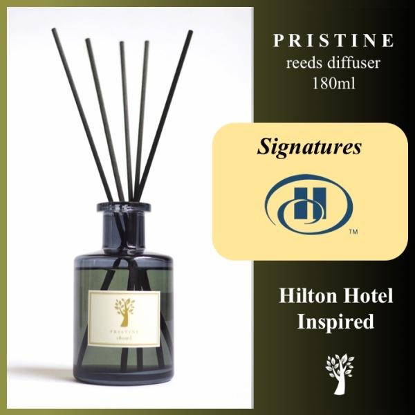 Pristine Reed Diffuser - Hilton - Signature Scent - 180ml
