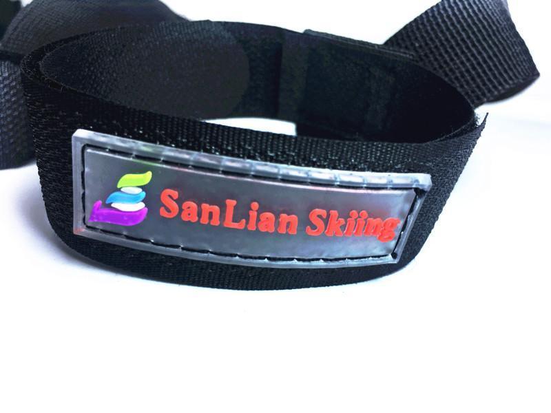 Giá bán Bộ 3 San Lian Phượt Ván Trượt Tuyết Gói Ván Trượt Tuyết Dây Cố Định Snowboard Vải Quấn Các Nhà Sản Xuất Bán Hàng Trực Tiếp