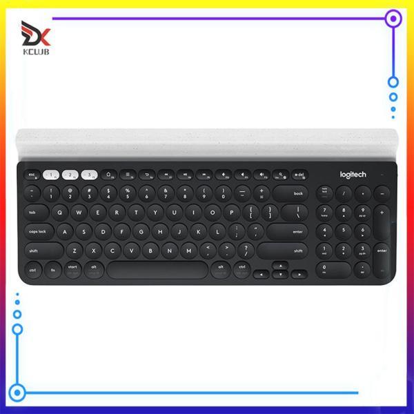 [kclub] Logitech K780 Multi-Device Wireless Keyboard for PC Computer Phone Tablet Singapore