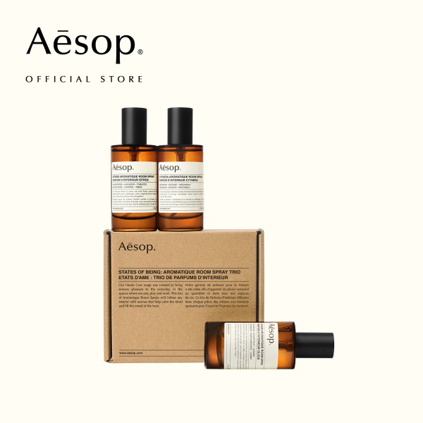 Buy Aesop States of Being: Aromatique Room Spray Trio 3x50mL Singapore