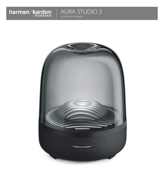 Harman Kardon Aura Studio 3 Bluetooth Speakers [1 year local warranty] Singapore