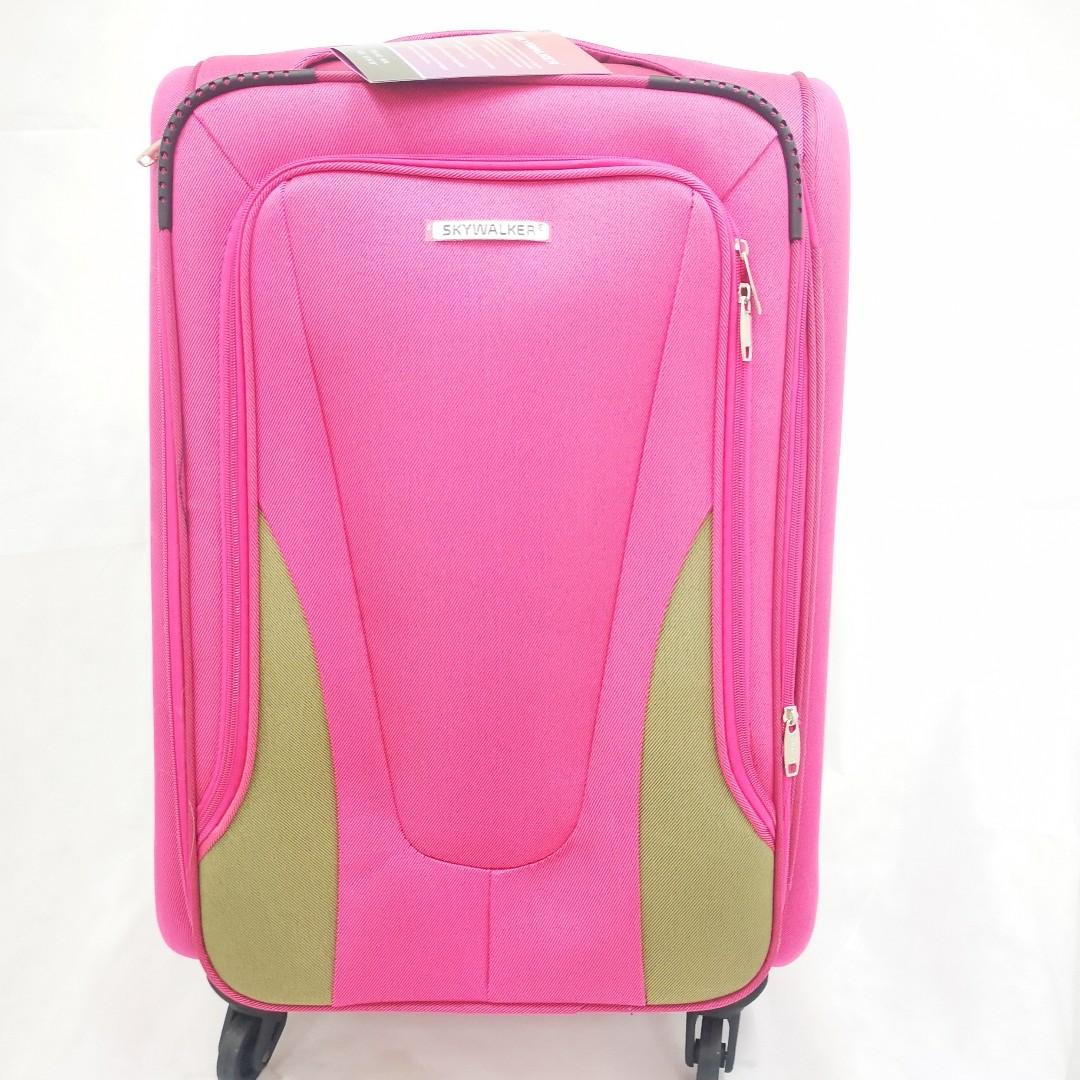 Skywalker Soft Touch 2 Luggage 24 Inch