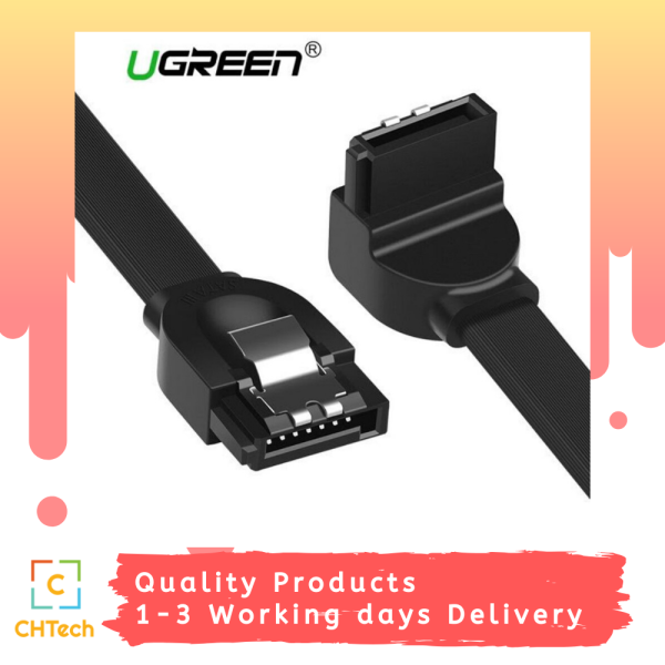 Ugreen SATA Cable 3.0 to Hard Disk Drive SSD HDD Sata 3 Straight Cable for Asus MSI Gigabyte Motherboard Cable Sata