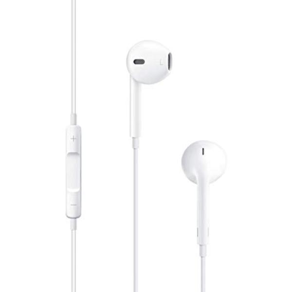 Apple EarPods with 3.5mm Headphone Plug - White Singapore