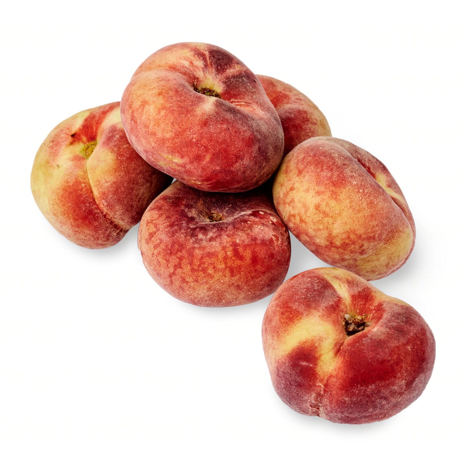 Spain Flat Doughnut Peach